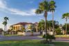 The Missions condominium development near Mission, Texas, USA.