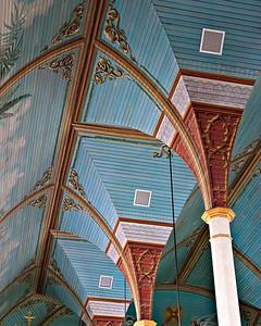 Ceiling Detail - Praha