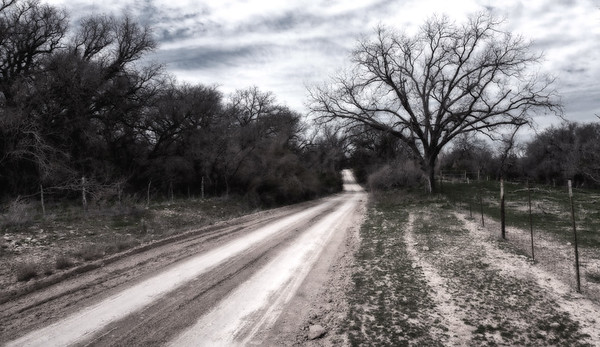 Today the sight of the Battle of Dove Creek is along Tom Green County Road 113 and, although unmarked, using GPS it is easy to find.  The unpaved road is well maintained.