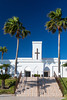 The Chapel by the Sea church on South Padre Island, Texas, USA.