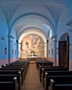 Goliad - Presidio church TS-E 24mm shifted