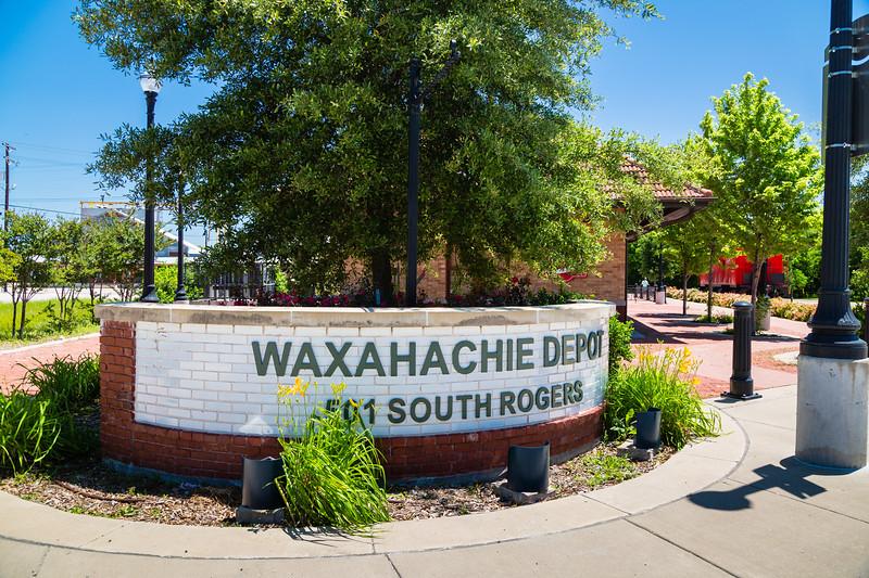 Waxahachie Depot