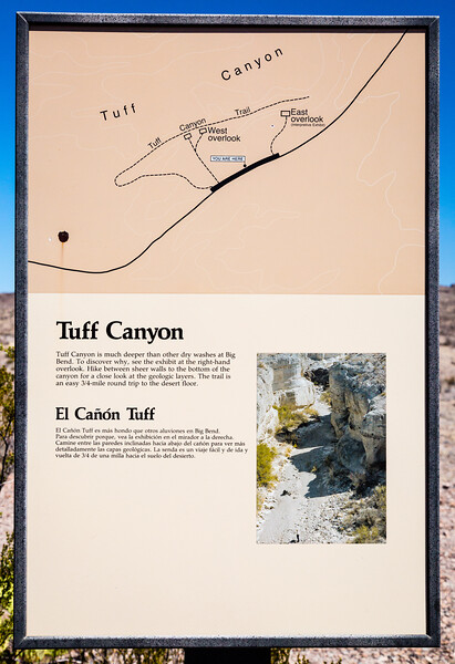 Tuff Canyon