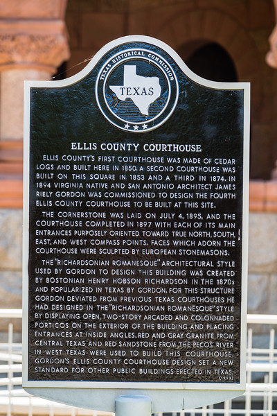 Ellis County Courthouse