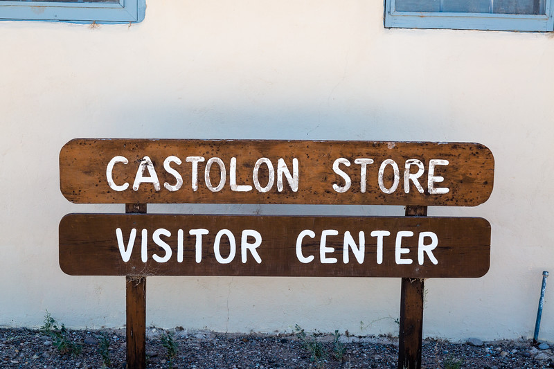 Castalon Store - Visitor Center