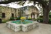 The Alamo Library and Hall in San Antonio, Texas, USA.