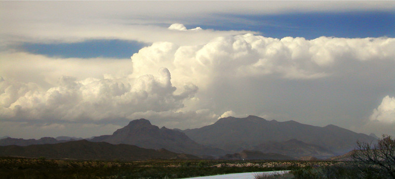 Chisos Mountains Weather