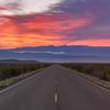Stunning Sunrise over Sierra del Carmen