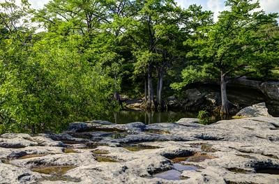 Rock Ledge at Onion Creek