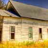Baptist Church at Meridian Texas