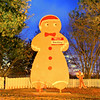 Smitty statue, Smithville Texas