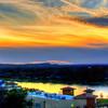Sunset at Marble Falls, 2014, #6
