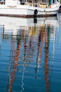 Fulton Harbor Reflections