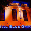 Royal Blue Grocery Store on Congress Avenue in downtown Austin Texas