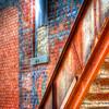 Brick wall at Hillsboro Texas #1