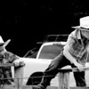 Young Cowboys at Bandera Texas Rodeo #1