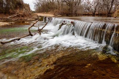 Water Crossing Near Crawford