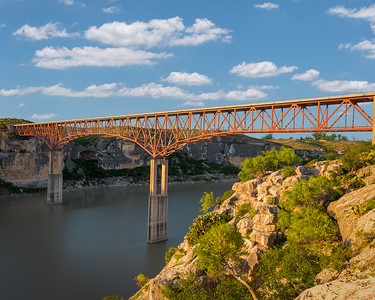 High Bridge, Pecos River