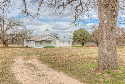 Oak Valley Baptist Church, Leesville, Texas