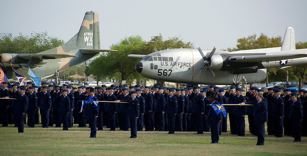 Air Force Basic Military Training Graduation 2014 Lackland Air Force Base - San Antonio, TX