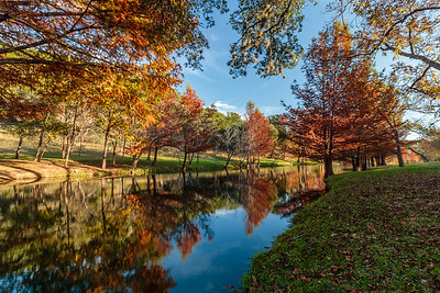 Edgewater in the Fall