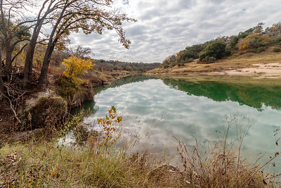 Pedernales River at the Reimer Ranch