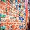 Brick wall at Hillsboro Texas #2