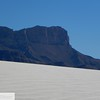 Peak and white sands in Texas 4