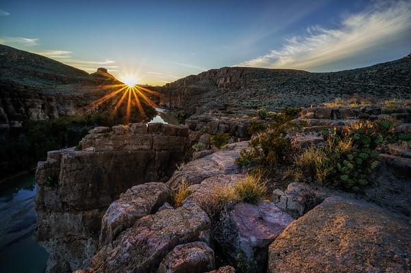 Rio Grande Sunset