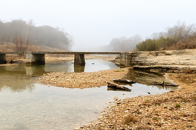 Old Bridge on the San Gabriel River