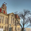 Weatherford, Texas courthouse