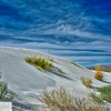 Guadalupe National Park - white sands