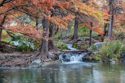 Guadalupe River in Ingram Texas