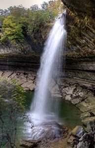 Falls at Hamilton Pool, Texas