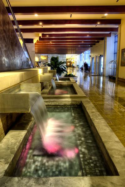 Omni Lobby, Fort Worth