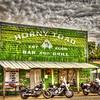Horny Toad Bar and Grill, Cranfills Gap Texas