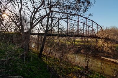 San Gabriel River Bridge