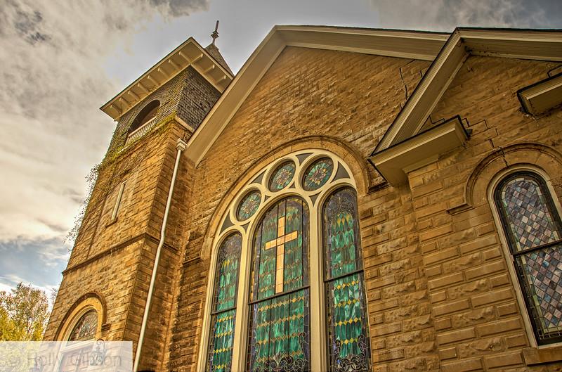 Church in Whitesboro, Texas
