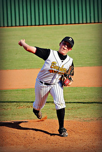 Texas Bombers Baseball 2012