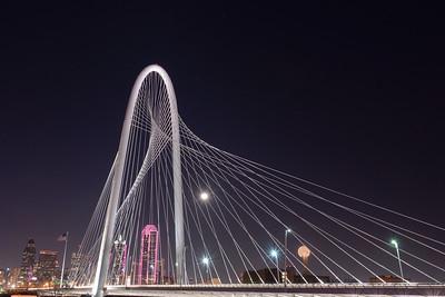 2015 January - Dallas Skyline
