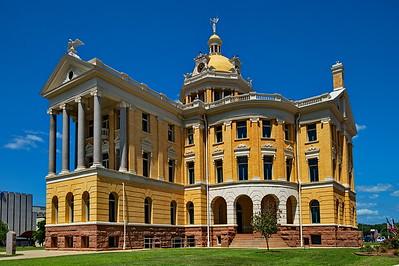 Courthouses of  J. Riely Gordon