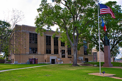 Rusk County Courthouse, Henderson, Texas