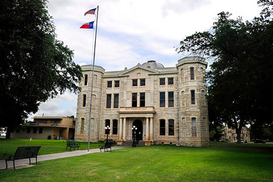Val Verde County Courthouse, Del Rio, Texas