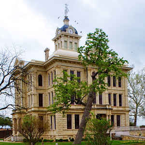 Milam County Courthouse:  Cameron, Texas