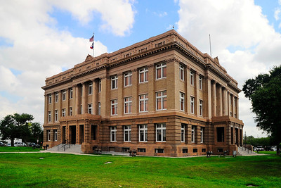 Cameron County Courthouse, Brownsville, Texas