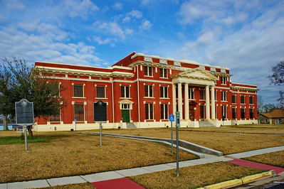 Trinity County Courthouse, Groveton, Texas