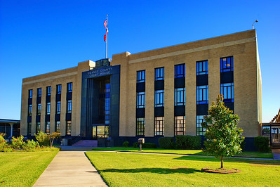 Orange County Courthouse, Orange, Texas