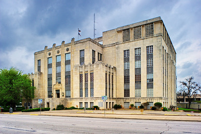 Travis County Courthouse, Austin, Texas