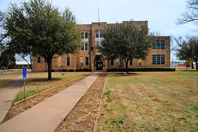 Runnels County Courthouse, Robert Lee, Texas