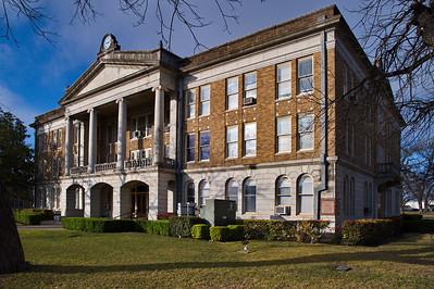 Uvalde County Courthouse, Uvalde, Texas